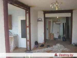усиление дверных проемов в панельном доме