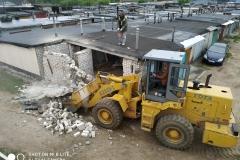 Демонтаж стены гаража 2020 год