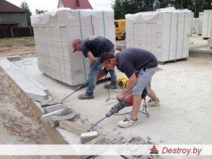 демонтажные работы в Дестрой