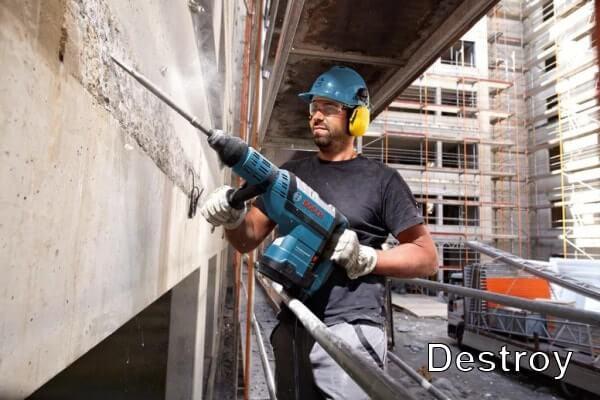 как выбрать компанию для проведения демонтажных работ
