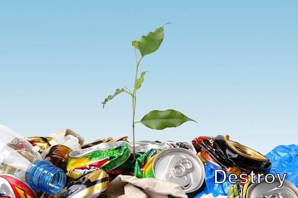Лучшая страна по переработке мусора