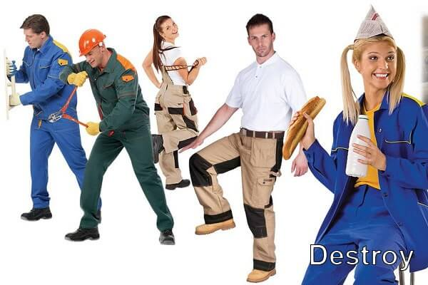 специальная одежда и средства индивидуальной защиты