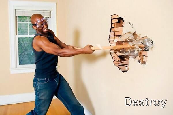 советы по демонтажу не сносите несущие стены