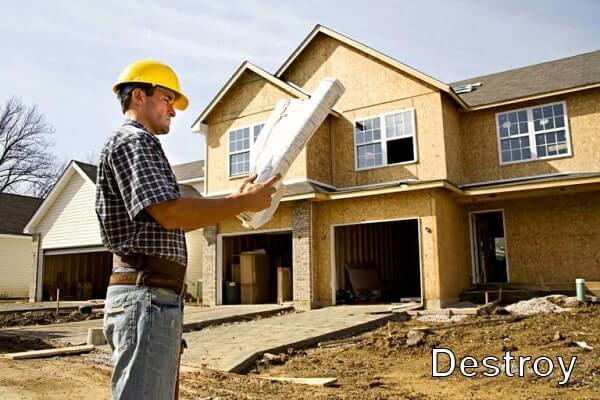 строительный брак на объекте